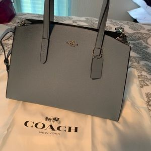 ❌sold❌❌❌Coach leather bag